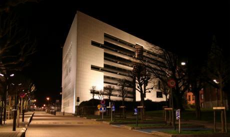 Bibliothèque de l'ULB (campus du Solbosch)