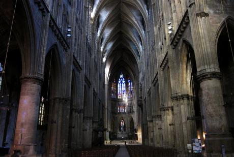 Cathédralement Metz