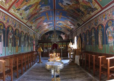Chapelle de Moni Limonos