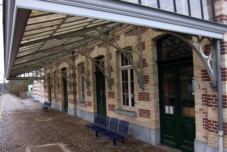 Gare de Watermael