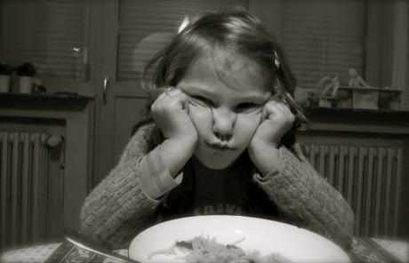 J'ai pas faim!