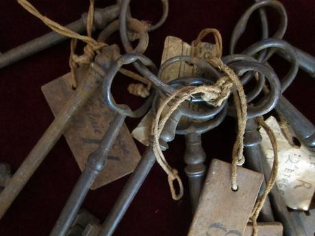 Les clés du château