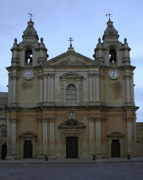 Malta: Saint Paul in Mdina