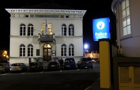 La police veille