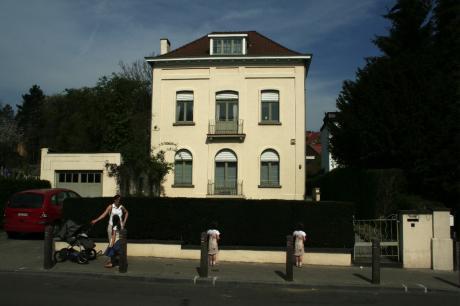 Villa boitsfortoise avec enfants