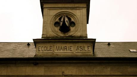 Ecole - Mairie - Asile