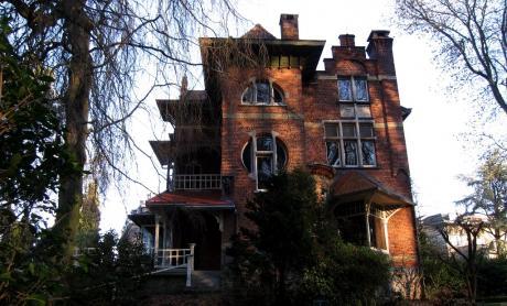 Villa hantée