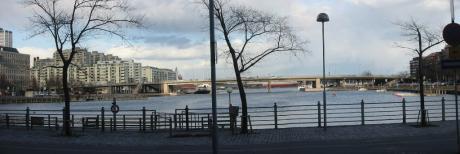 Helsinki from the Hilton