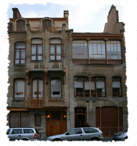 Maison Horta à Saint-Gilles (Bruxelles)