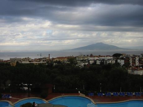 Naples en quatre couches
