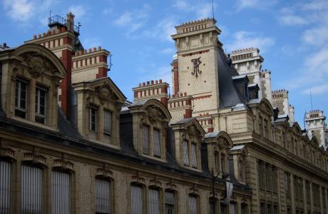 Retour à Paris - La Sorbonne