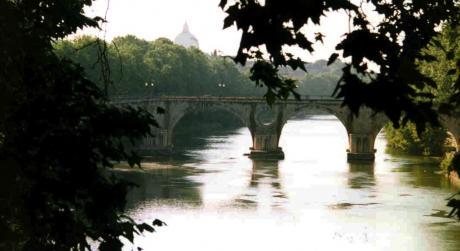 Roma, il tevere
