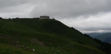 Sommet des Pyrénées